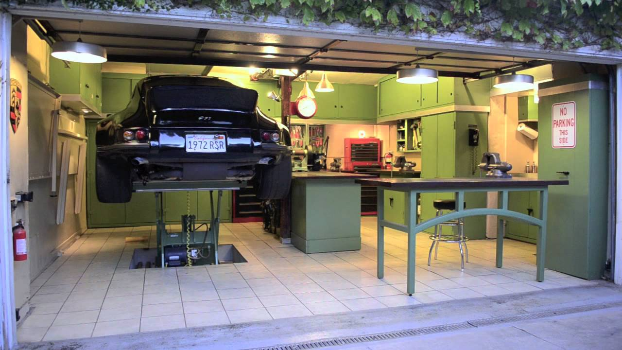 Jack S Garage Lift Youtube