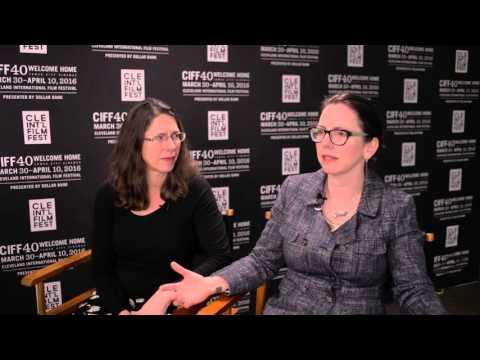 CIFF40 MTF :: Director Gabrielle Burton and Jennifer Burton from KINGS, QUEENS, AND INBETWEENS