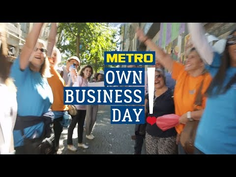 Own Business Day 2018 - A success story