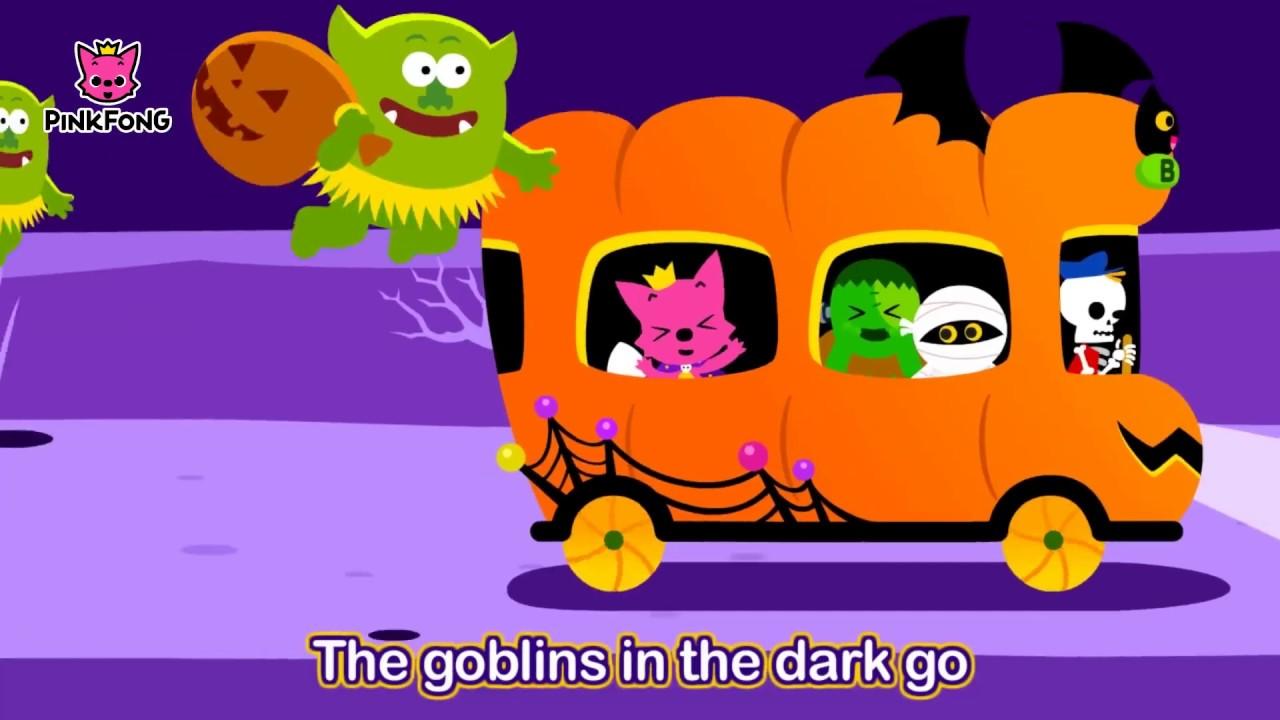 Xe Buýt Đáng Sợ - Bài Hát Halloween - Nhạc Thiếu Nhi Tiếng Anh - The Spooky  Bus - Halloween Songs - YouTube