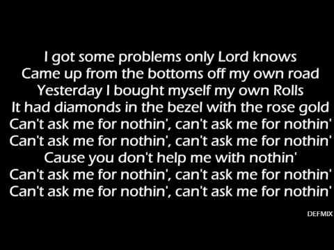 Lil Herb - Lord Knows Lyrics ftJoey Badass !