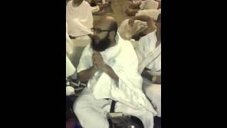 Ae Saba Mustafa Se Keh Dena Sajid Qadri at Hajj