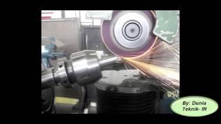Tool cutter grinding (cara mangasah cutter frais)