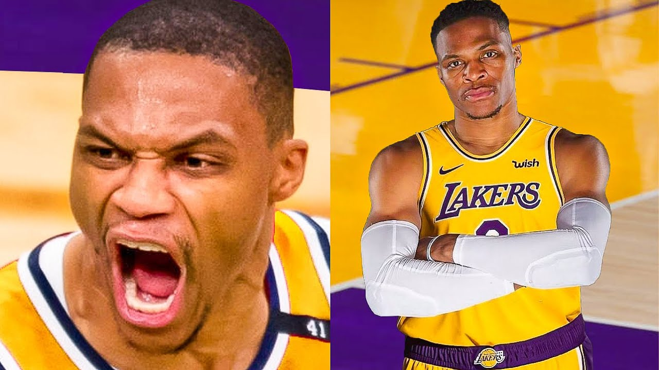 Russell Westbrook - Welcome to LA Lakers! 💜💛