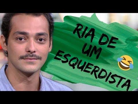 ESQUERDISTAS PASSANDO VERGONHA