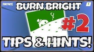 Burn Bright Tips #2 ~ Frostnite - Fortnite StW | PvE