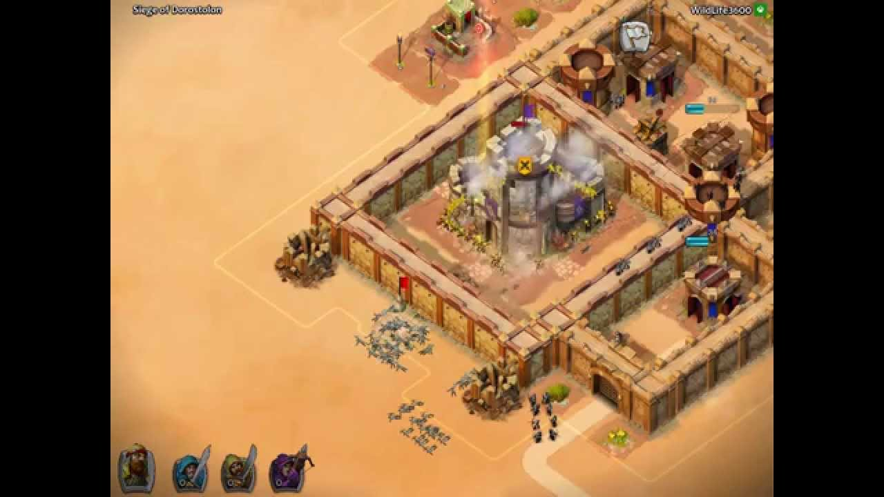 Castle siege age of empires how to beat historical challenge - How To Beat The Dorostolon Challenge With Minimal Effort Age Of Empires Castle Siege