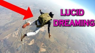 What Does Lucid Dreaming Feel Like?