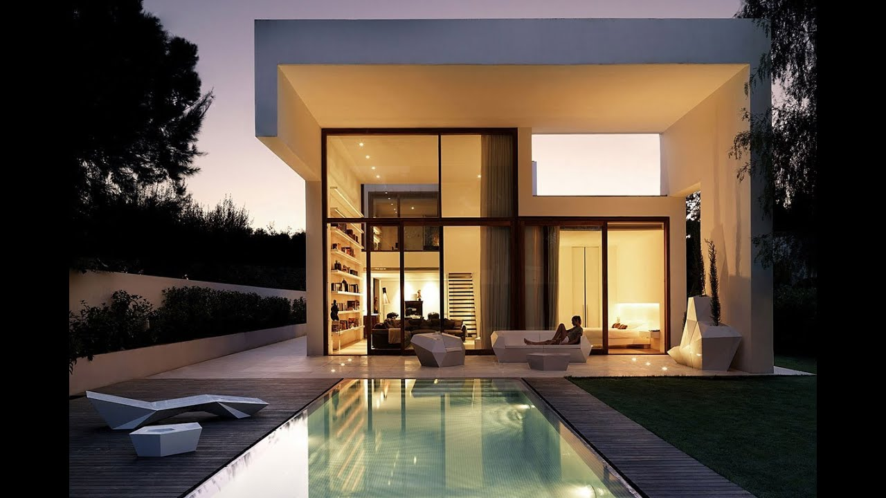 Best Modern House Plans and Designs Worldwide - YouTube