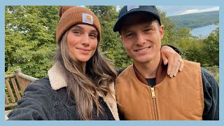 VLOG: Weekend Trip To The Mountains *COUPLES TRIP | The Herbert's