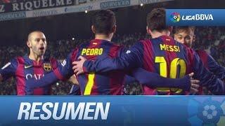 Resumen de Elche CF (0-6) FC Barcelona