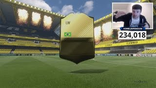FIFA 17   10x GUARANTEED 84+ TOTW PLAYER PACK   WALKOUT INFORM IN A PACK