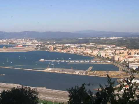 The British Territory of Gibraltar