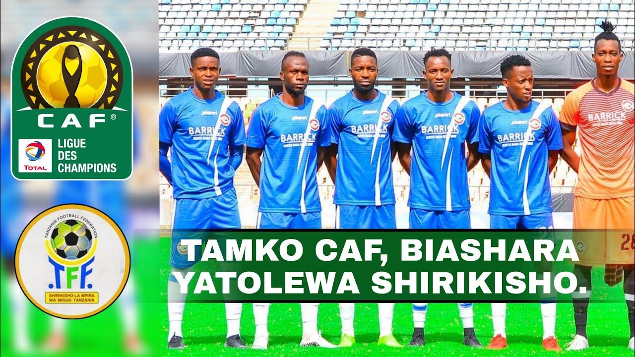 Download Biashara Kuondolewa Kwenye Mashindano Ya Kombe La Shirikisho, CAF Watoa Tamko Zito