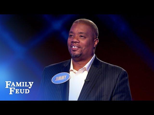 Fast Money fail! Who's heard of a potato bean?! | Family Feud