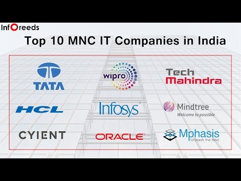 Top 10 MNC IT Companies in India | IT Industries in India | Job Opportunities in India