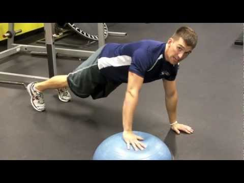 San Diego Personal Trainer Demonstrates a Unique Chest exercise