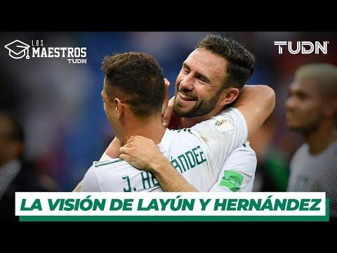 LOS MAESTROS: ¿La Selección Mexicana extraña a Chicharito y a Layún? | TUDN