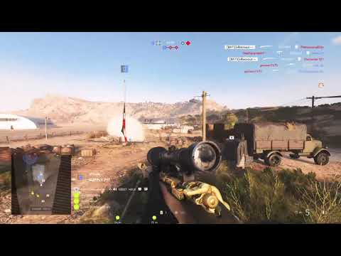 TARGETS ACQUIRED   Headshot feed: Battlefield™ V