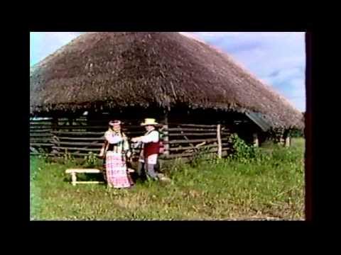"""Belarusian Folk Song """"The Grey Horse"""" Kozak Family Trio"""