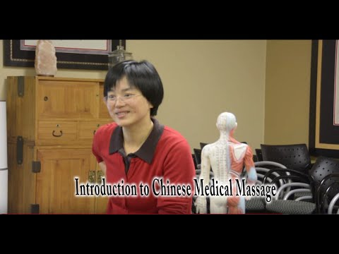 Introduction to Chinese Medical Massage