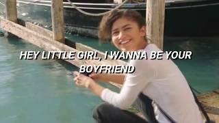 I Wanna Be Your Boyfriend - RAMONES (Lyrics) SPIDERMAN FAR FROM HOME SOUNDTRACK