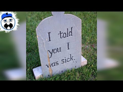 15 Most Ridiculous Tombstone Inscriptions Ever