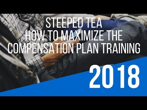 Steeped Tea Opportunity
