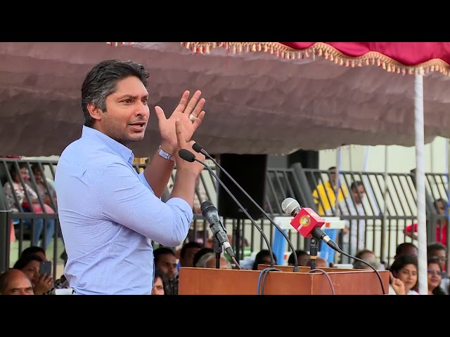 Why this Old Speech By Kumar Sangakkara is Going Viral After