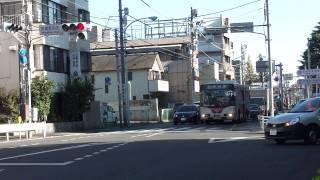 関東バス 武蔵野営業所 3扉車 B3008号車