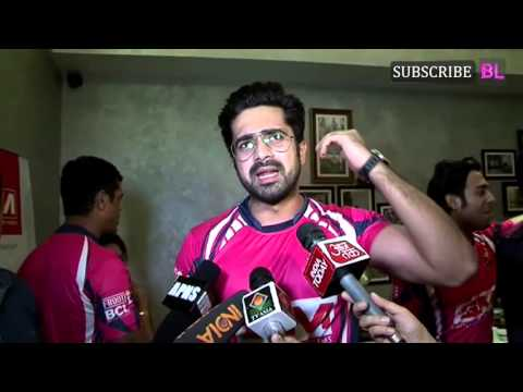 Avinash Sachdev | Launch of BCL Team Jaipur Raj Joshiley | Jersey Launch 2016