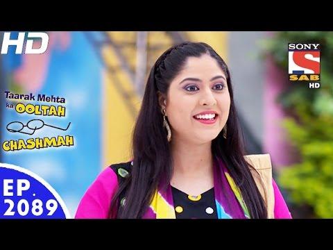 Taarak Mehta Ka Ooltah Chashmah - तारक मेहता - Episode 2089 - 8th December, 2016