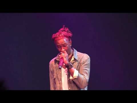 YOUNG THUG LIVE @ CLUB NOVO, LOS ANGELES 3-16-17