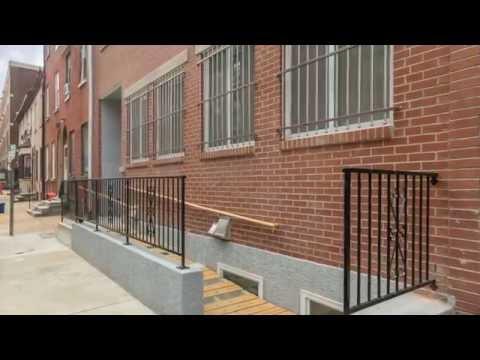 Philadelphia Center City Apartment Virtual Tour (Unit 1C)