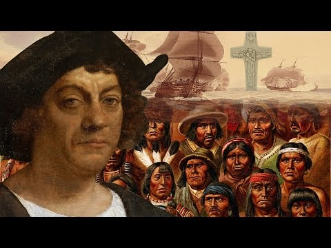Columbus, Catholic Church & Courts: The Ongoing Destruction of Native Americans