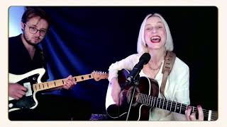 Heartbreak Express Dolly Parton cover by Anna Scott duo vocals/guitar & electric guitar