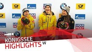 German trio flies flag high on home soil | IBSF Official