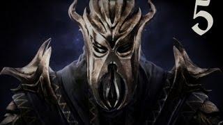 Тайна Мирака №5. Прохождение Skyrim:Dragonborn.