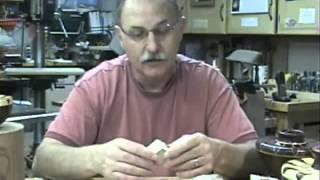 Segmented Bowls Part 13 - Petal Ring Design And Construction