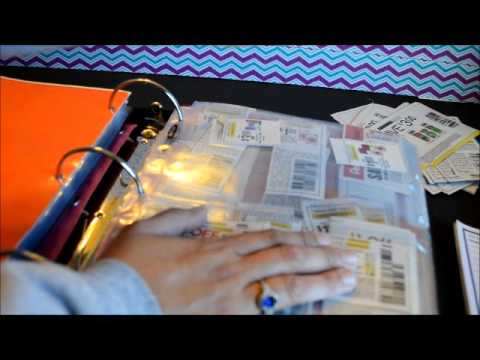 How To Start Binder For Extreme Couponing