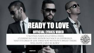 Outlandish ready to love official Lyrics video