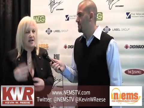 Publicist, Dove talks about why & when you need a publicist at NEMS 2011