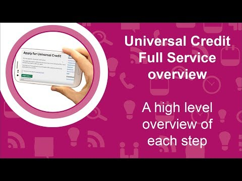 Universal Credit full service overview - June 2017