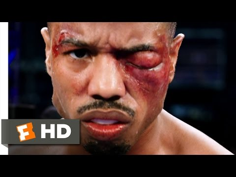 Creed - The Final Round Scene (10/11) | Movieclips