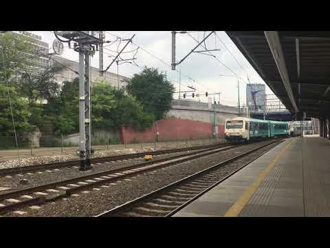 VT628-659 z Pociągiem KW / stacja Poznań Główny