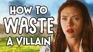 How To Waste A Villain - Black Widow