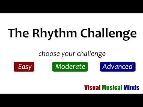The Rhythm Challenge