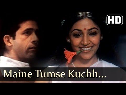 Maine Tumse Kuchh - Katha Song - Naseeruddin Shah - Deepti Naval - Kishore Kumar - Old Hindi Song