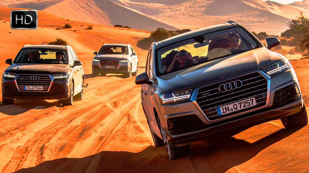 All New 2016 Audi Q7 Luxury Suv Test Drive In Africa Hd