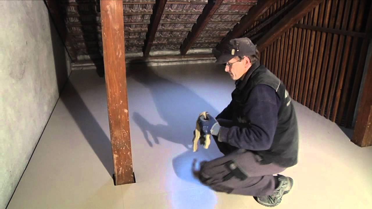 Dachbodendämmung Begehbar